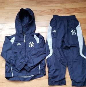 Adidas Track Suit-Yankees ⚾️